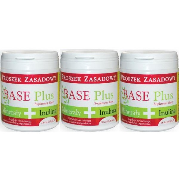 Proszek zasadowy Base Plus